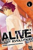 ALIVE  LAST EVOLUTION     - T 1